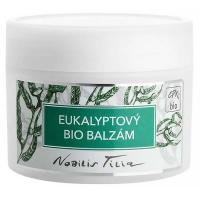NOBILIS TILIA Eukalyptový balzám BIO 50 ml