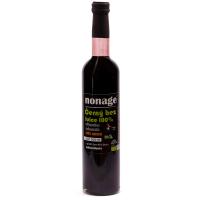 NONAGE Černý bez 100% Juice Premium 500 ml BIO