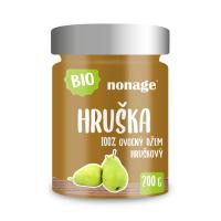 NONAGE Hruškový ovocný džem 200 g BIO