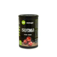 NONAGE Ovocná vláknina brusinka BIO 150 g
