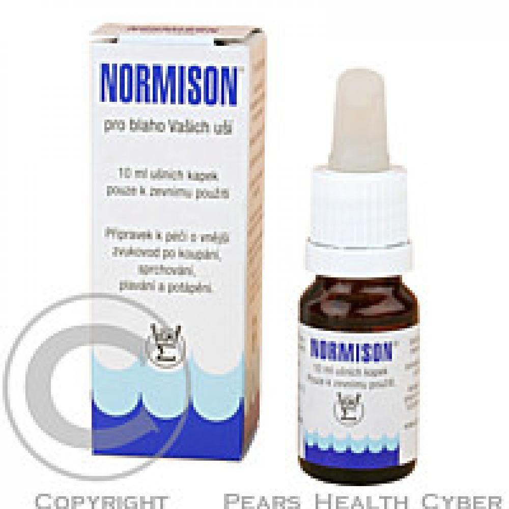 NORMISON ušní sprej 10 ml