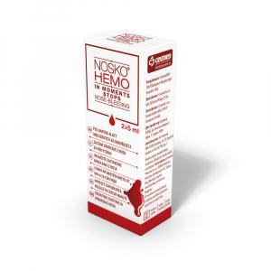 NOSKO Hemo gel stop krvacení z nosu 2 x 5 ml
