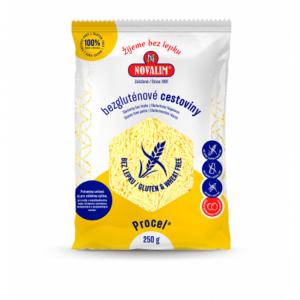 NOVALIM Těstoviny PROCEL Niťovky bez lepku 250 g