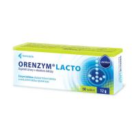 NOVENTIS Orenzym Lacto 50 tablet