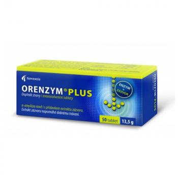 NOVENTIS Orenzym Plus 50 tablet