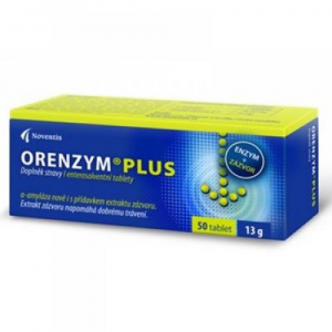 NOVENTIS Orenzym Plus 50 tablet