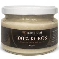 NUTSPREAD 100% Kokosové máslo 250 g