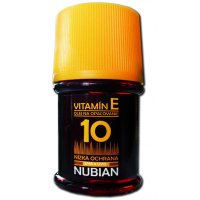 Nubian olej na opalovaní OF10 60 ml