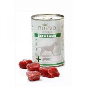 NUEVO Sensitive Jehněčí Monoprotein konzerva pro psy 400 g