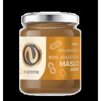 NUPREME Arašídové máslo jemné 500 g