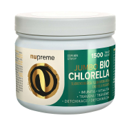 NUPREME Chlorella řasa BIO 1500 tablet