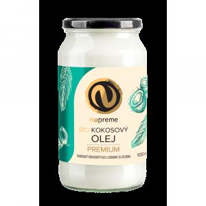 NUPREME Kokosový olej 1000 ml BIO