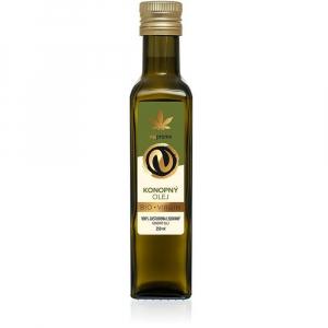 NUPREME Konopný olej 250 ml BIO