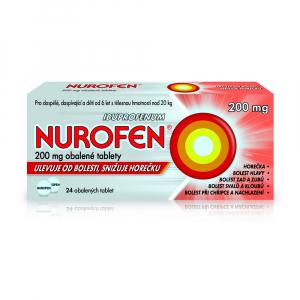 NUROFEN 200 mg 24 tablet