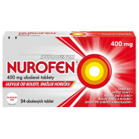 NUROFEN 400 mg 24 tablet.