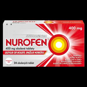 NUROFEN 400 mg 24 tablet.