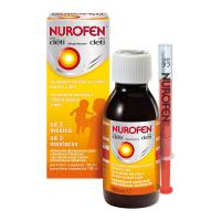NUROFEN Pro děti Jahoda 20 mg/ml 100 ml II