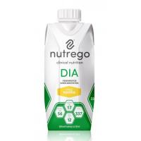 NUTREGO DIA Výživa vanilka 12 x 330 ml
