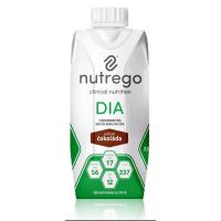 NUTREGO DIA Výživa čokoláda 12 x 330 ml