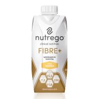 NUTREGO FIBRE Výživa 12 x 330 ml, Příchuť: Vanilka