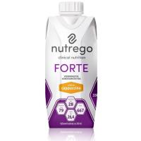 NUTREGO FORTE Výživa cappuccino 12x  330 ml