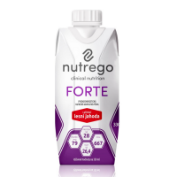 NUTREGO FORTE Výživa lesní jahoda 12 x 330 ml