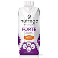 NUTREGO FORTE Výživa meruňka 12 x 330 ml