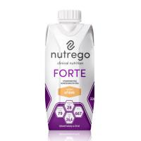 NUTREGO FORTE Výživa oříšek 12 x 330 ml