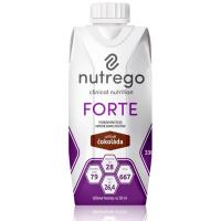 NUTREGO FORTE Výživa čokoláda 12 x 330 ml