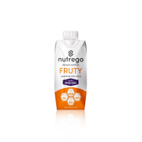 NUTREGO Fruty černý rybíz 12 x 330 ml
