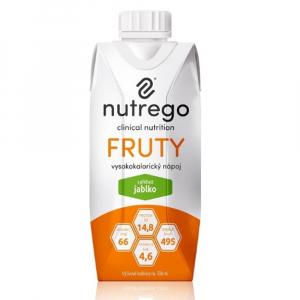 NUTREGO FRUTY Výživa 12 x 330 ml