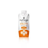 NUTREGO Fruty pomeranč 12 x 330 ml