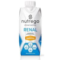 NUTREGO RENAL Výživa cappuccino 12 x 330 ml