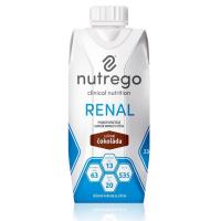 NUTREGO RENAL Výživa čokoláda 12 x 330 ml