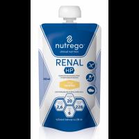 NUTREGO RENAL HP Výživa 12 x 200ml, Příchuť: Vanilka