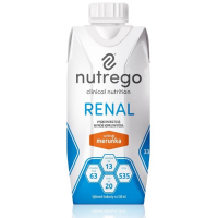 NUTREGO RENAL Výživa meruňka 12 x 330 ml
