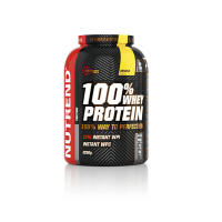 NUTREND 100 % Whey protein banán 2250 g