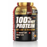 NUTREND 100% Whey protein čokoláda a kakao 2250 g