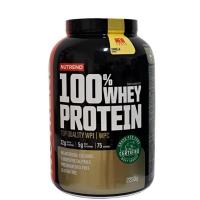NUTREND 100 % Whey protein vanilka 2250 g