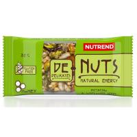 NUTREND DeNuts ořechová tyčinka pistácie a slunečnice 35 g