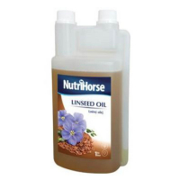 NUTRI HORSE Lněný olej 1 llitr