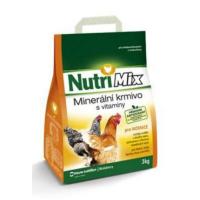 NUTRI MIX Minerální krmivo pro nosnice prášek 3 kg