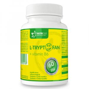 NUTRICIUS L-Tryptofan + vitamin B6 60 tablet