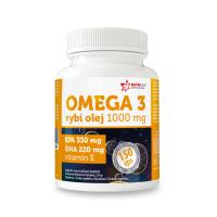 NUTRICIUS Omega 3 rybí olej 1000 mg 150 kapslí