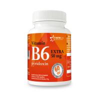 NUTRICIUS Vitamín B6 extra 50 mg pyridoxin 60 tablet