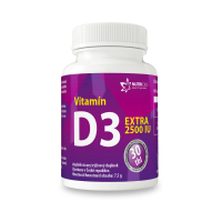 NUTRICIUS Vitamín D3 extra 2500 IU 30 tablet