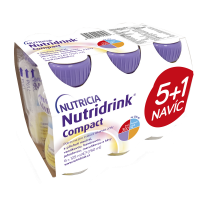 NUTRIDRINK Compact  5+1 6 x 125 ml