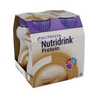 NUTRIDRINK Compact s příchutí kávy 4x125 ml