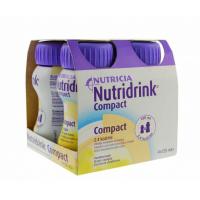 NUTRIDRINK Compact s vanilkovou příchutí 4 x125 ml