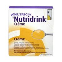 NUTRIDRINK Creme s příchutí Banánu 4x125 g